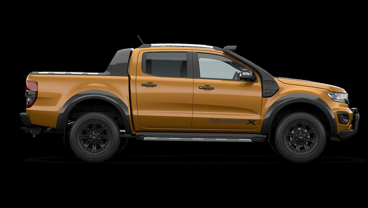 2020 MY20.75 Ford Ranger PX MkIII Wildtrak X Utility Image 3