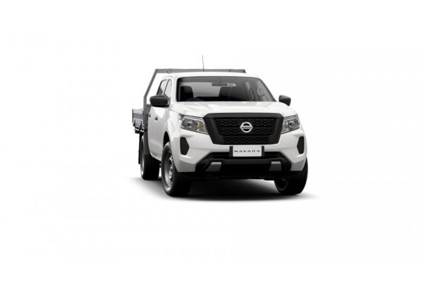 2021 Nissan Navara D23 Dual Cab SL Cab Chassis 4x4 Other Image 5