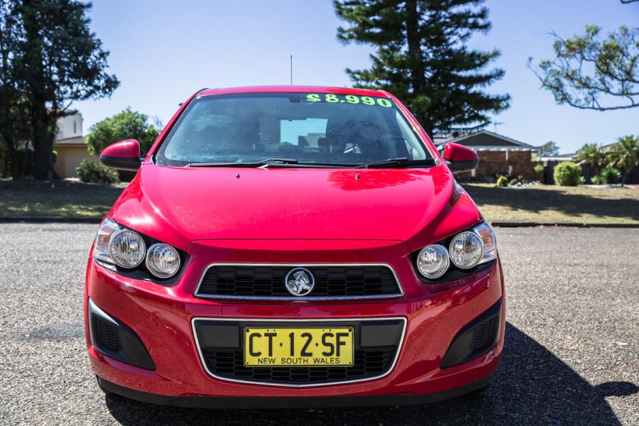 2014 MY15 Holden Barina TM  CD Hatchback