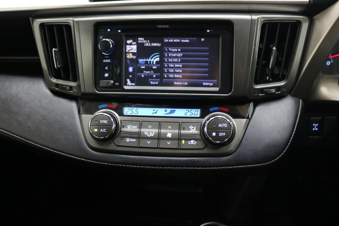 2013 Toyota RAV4 ALA49R GXL Suv Image 11