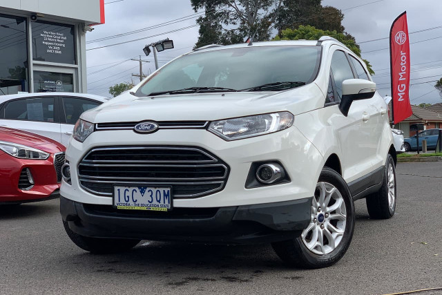 2015 Ford EcoSport Titanium 15 of 24