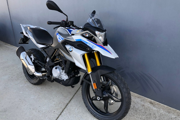 2019 MY20 BMW G310 GS Motorcycle Image 3