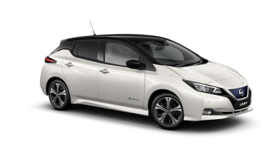 2020 Nissan LEAF ZE1 LEAF Hatchback Image 9