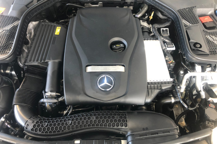 2018 MY08 Mercedes-Benz C-class W205 808MY C200 Sedan Image 22