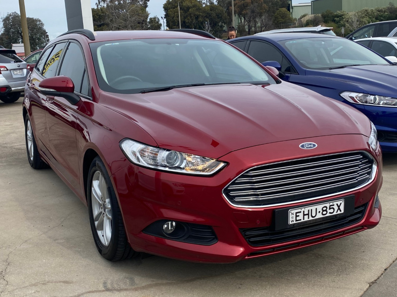 2017 Ford Mondeo MD AMBIENTE Wagon Image 1