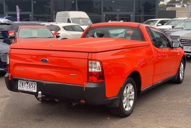 2012 Ford Falcon Ute EcoLPi