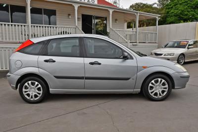 2003 Ford Focus LR MY03 CL Hatchback
