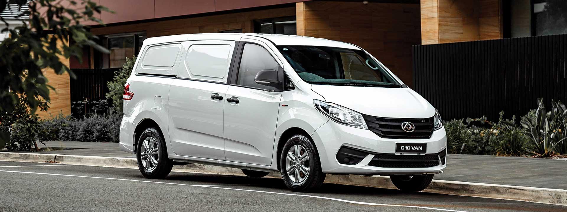 G10 Van Image