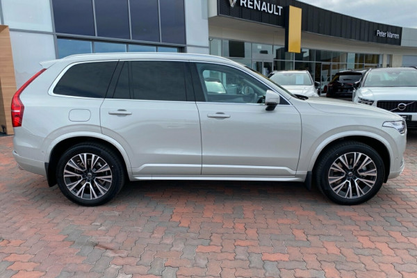 2019 MY20 Volvo XC90 L Series MY20 D5 Geartronic AWD Momentum Suv Image 2