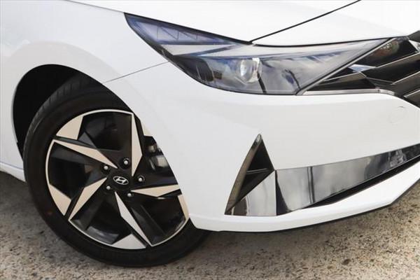 2021 Hyundai i30 CN7.V1 Active Sedan