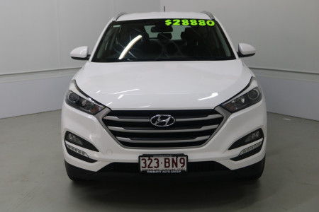2017 MY18 Hyundai Tucson TL2 Active Suv Image 2