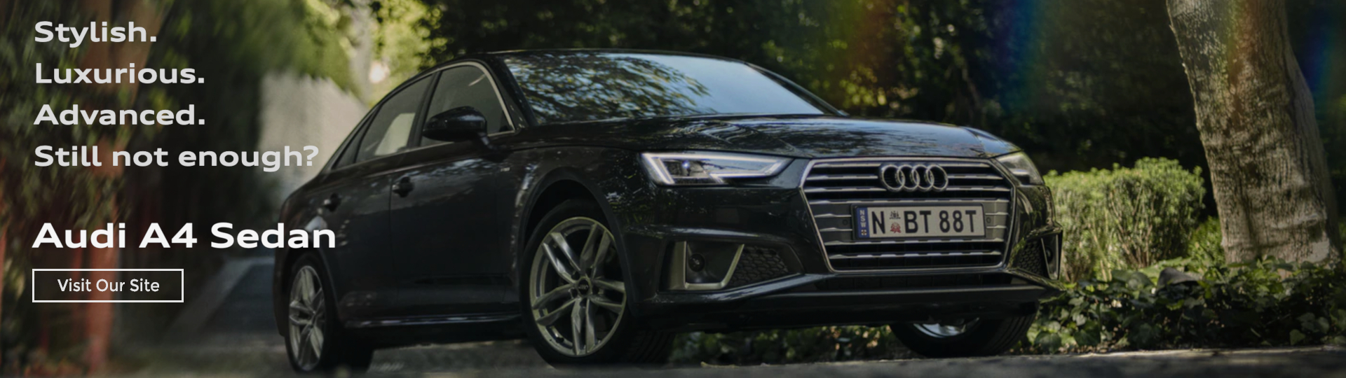 Audi A4 Offers
