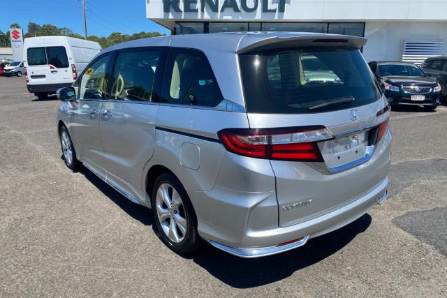 2019 Honda Odyssey 5th Gen VTi Wagon Image 5
