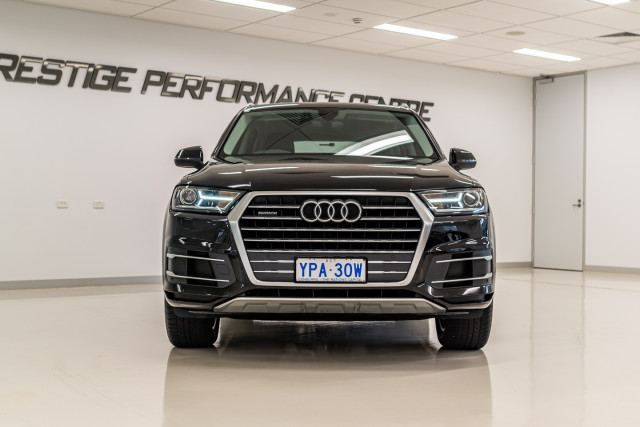 2016 MY17 Audi Q7 4M 3.0 TDI 160kW Suv Image 2