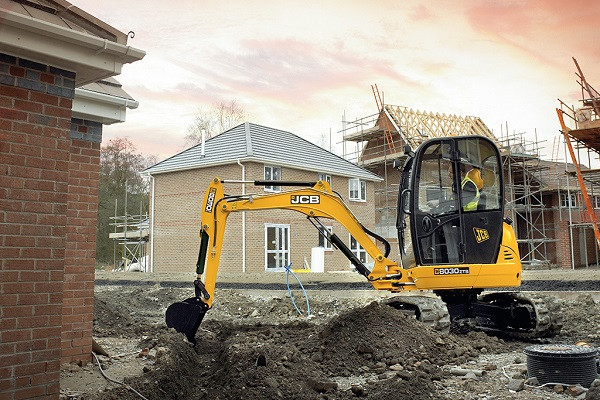 2021 JCB 8030 ZTS Mini Excavator (No Series) 8030 ZTS Mini Excavator Image 3