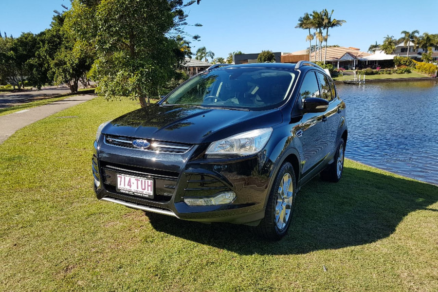 2013 Ford Kuga TF Wagon Wagon