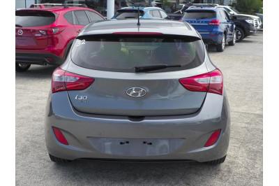2015 Hyundai I30 GD4 Series II MY16 Active Hatchback Image 2