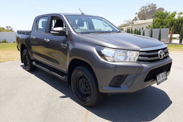 2016 Toyota HiLux GUN126R SR Utility Image 3
