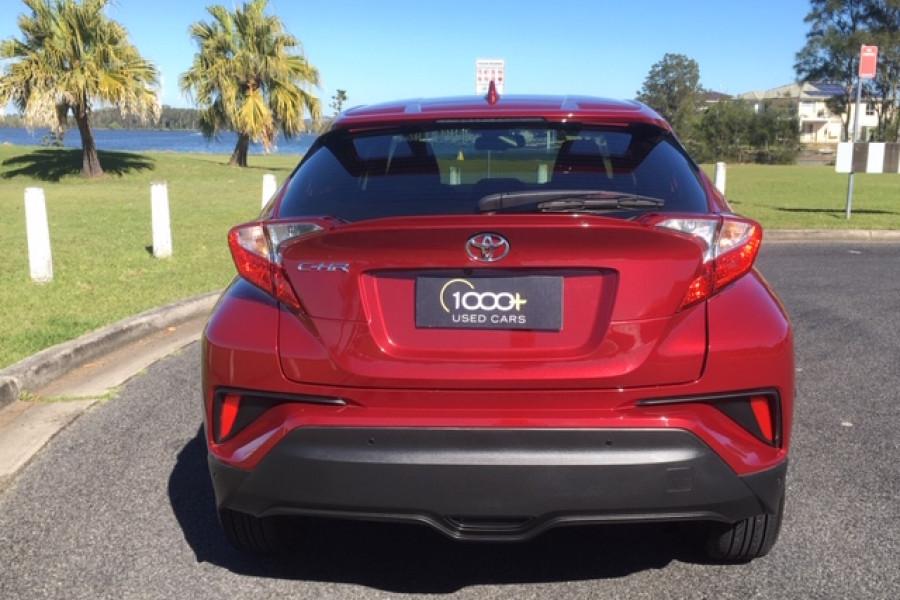 2017 Toyota C-hr NGX10R NGX10R Suv