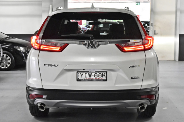 2019 Honda CR-V RW VTi-LX AWD Suv Image 5
