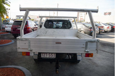 2012 Mitsubishi Triton MN MY12 GL-R Utility Image 4
