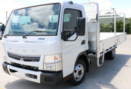 Fuso Canter 515 Wide Tradesman Tray + INSTANT ASSET WRITE OFF 515 WIDE CAB TRADIE TRAY