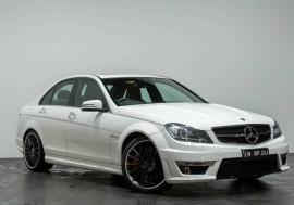 Mercedes-Benz C63 AMG SPEEDSHIFT MCT Performance Package Plus W204 MY13