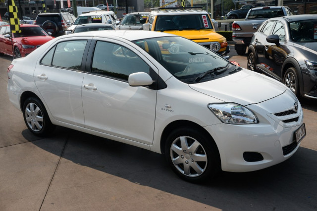 2007 Toyota Yaris NCP93R YRS Sedan Image 5