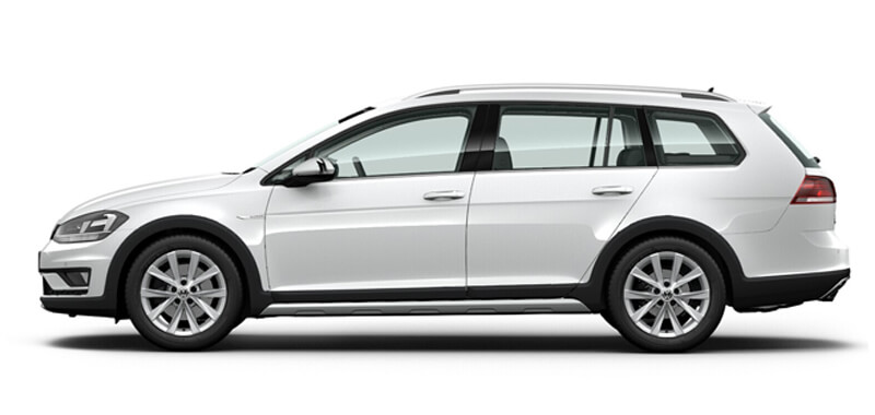 Golf Alltrack 132TSI 6 Speed DSG 4MOTION
