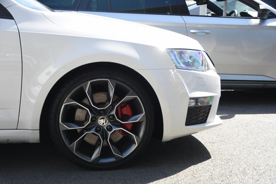 2016 Skoda Octavia NE MY16 RS Wagon Image 5