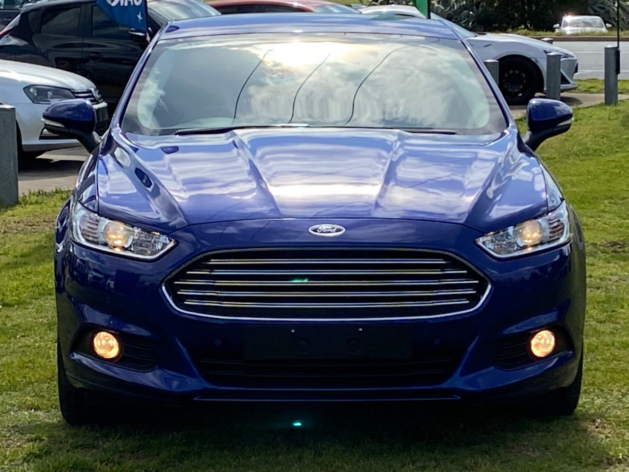 2017 Ford Mondeo MD 2017.00MY AMBIENTE Hatchback Image 26