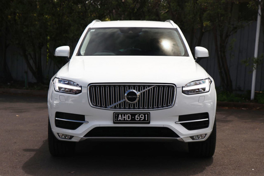 2015 Volvo XC90 (No Series) MY16 D5 Inscription Suv Mobile Image 2