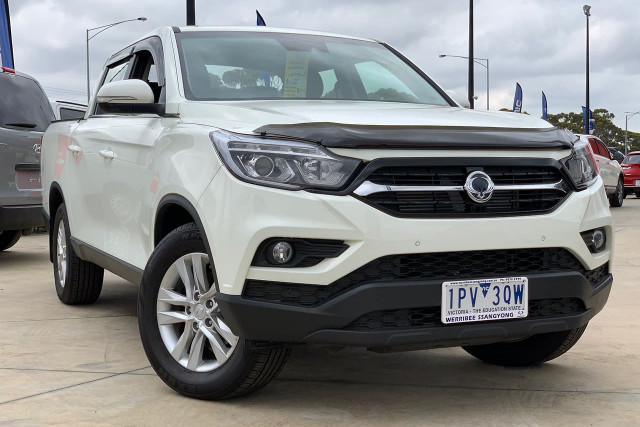 2019 SsangYong Musso Ultimate 7 of 14