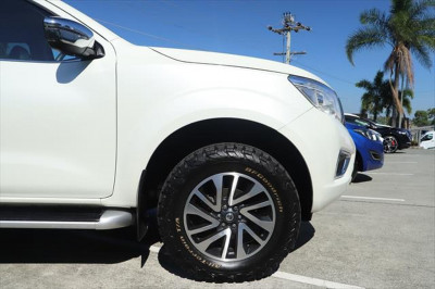 2017 Nissan Navara D23 Series 3 ST-X Utility Image 5