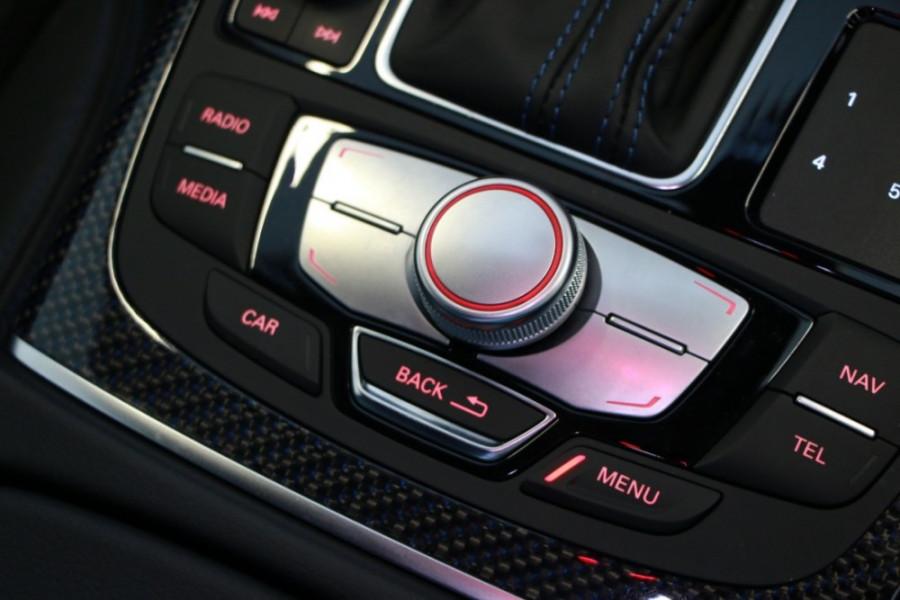 2017 MY18 Audi Rs6 4G MY18 performance Wagon Image 14