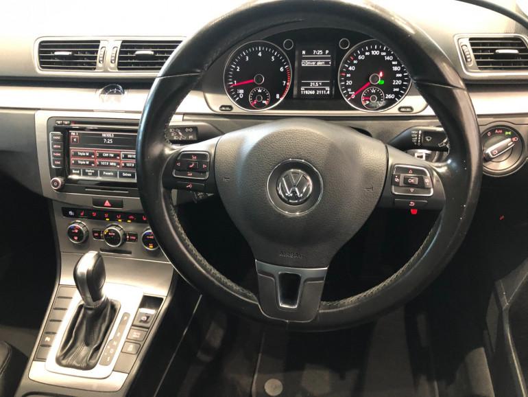 2014 Volkswagen Passat 3C 118TSI Wagon Image 6