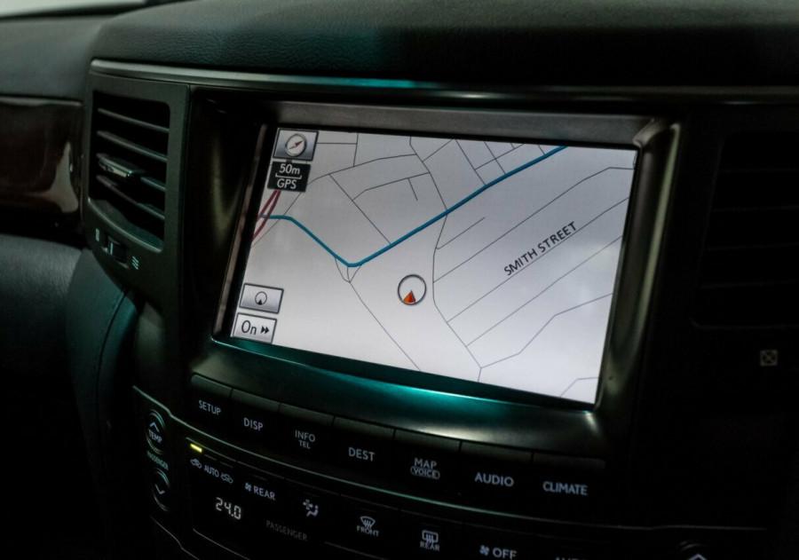 2011 MY10 Lexus LX570 URJ201R MY10 Sports Luxury Wagon