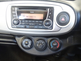 2011 Toyota Yaris NCP93R  YRS Hatch