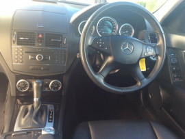 2009 Mercedes-Benz C200 Kompressor W204 Classic Sedan