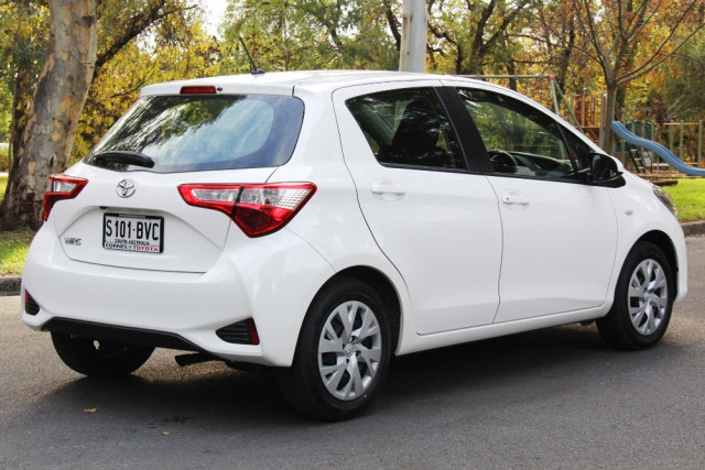 2018 MY16 Toyota Yaris NCP130R Ascent Hatchback