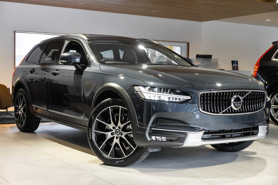 Demo 2018 Volvo V90 Cross Country #532316 - Volvo Cars