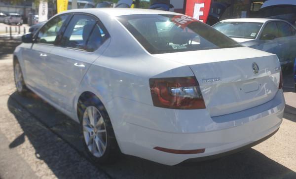 2019 Skoda Octavia NE Sedan Sedan