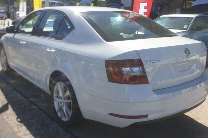 2020 MY19 Skoda Octavia NE Sedan Sedan