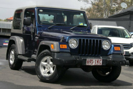 Jeep Wrangler Renegade TJ MY2005