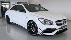 2017 MY58 Mercedes-Benz Cla-class C117 808+058MY CLA45 AMG Coupe