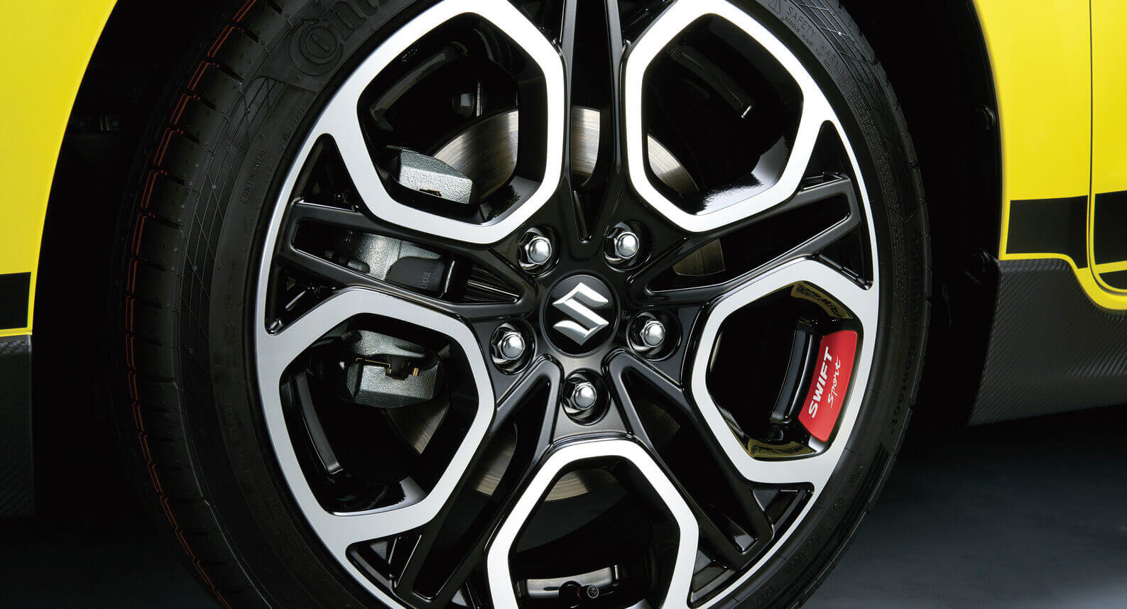 Wheel Decal - Red