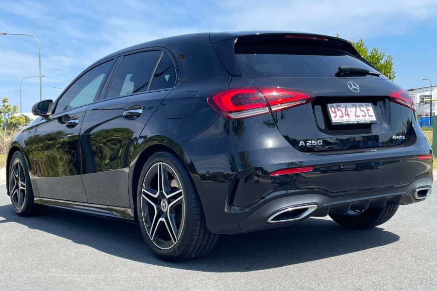 2018 Mercedes-Benz A-class A250 Image 5