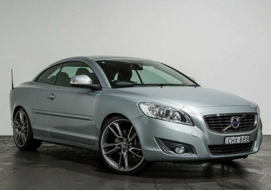 2012 Volvo C70 M Series MY12 T5 Geartronic Convertible