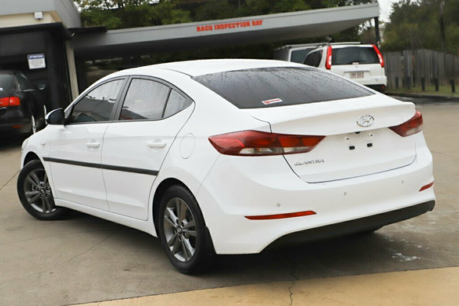 2017 Hyundai Elantra AD Active Sedan