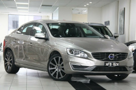 Volvo S60 D4 Geartronic Luxury F Series MY14